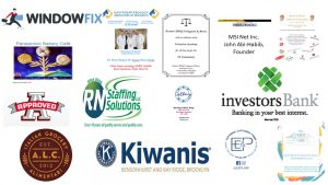 Thank you to all our Corporate Sponsors for making Visitation Academy Give Day a success.