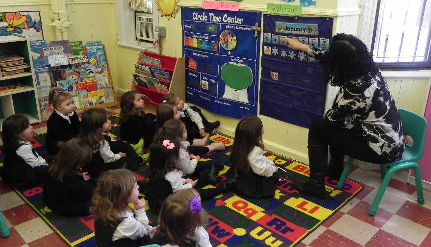 prek3 nursery kindergarten in bay ridge brooklyn